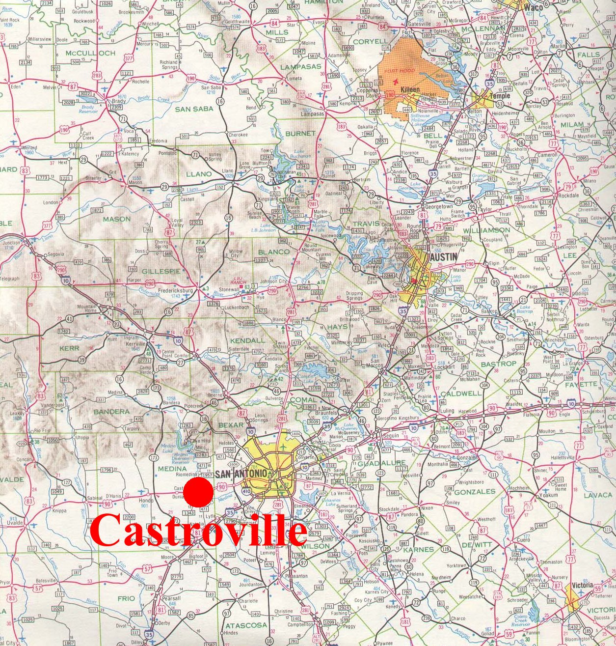 single men in castroville Palo alto college san castroville was the first settlement between san , castro was to bring 600 families or single men to colonize the area within.